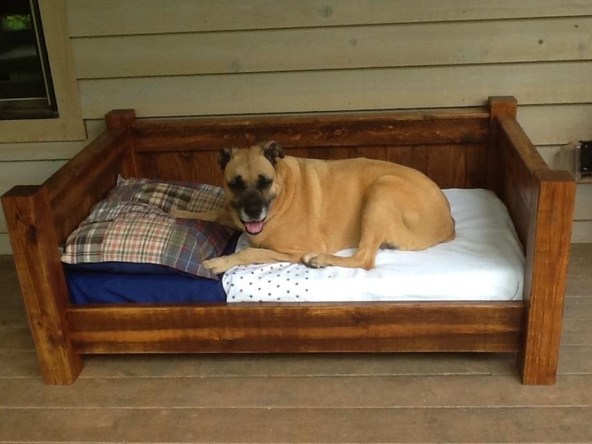 Wooden Pet Beds Pet Furniture